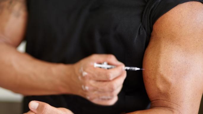 How much do steroids increase muscle growth?