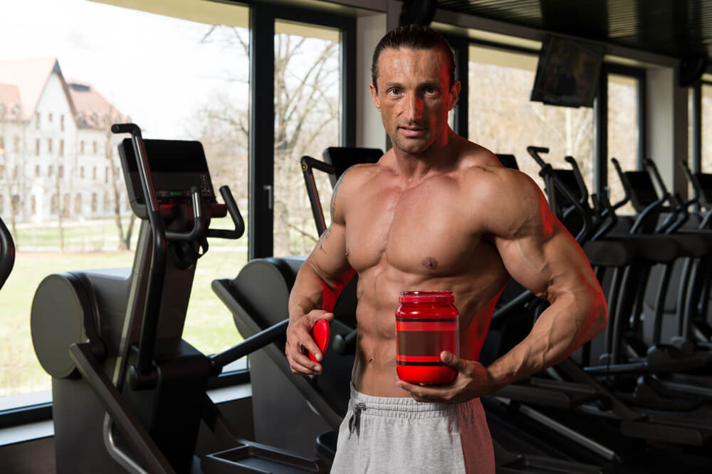 body building muscle supplement