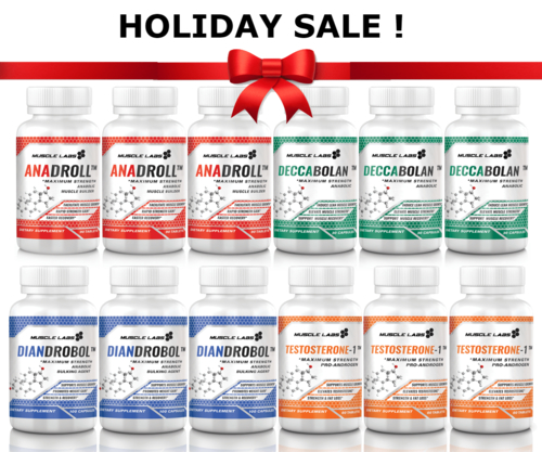 The Gift Of Muscle Gains This Holiday Season!