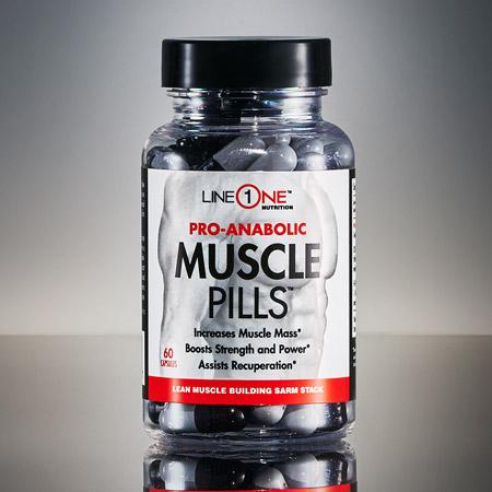anabolic muscle pills