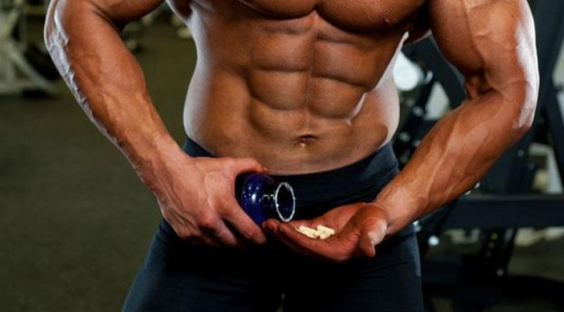 muscle building pills